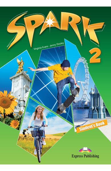 Curs limba engleza Spark 2 International Manualul elevului 978-1-84974-751-6