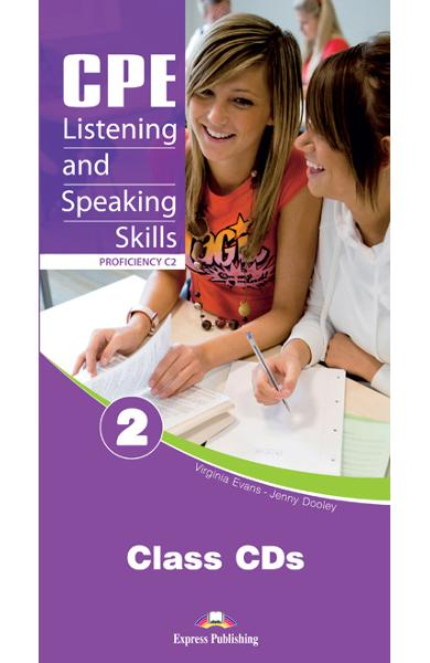 Teste limba engleză CPE Listening and Speaking 2 Audio CD