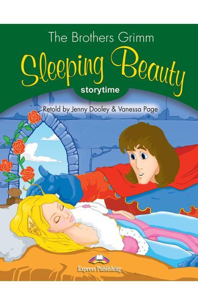 Literatură adaptată Sleeping Beauty cu Multi-ROM