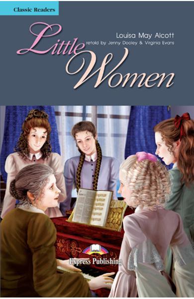 Literatura adaptata pt.copii - Little Women 978-1-84862-709-3