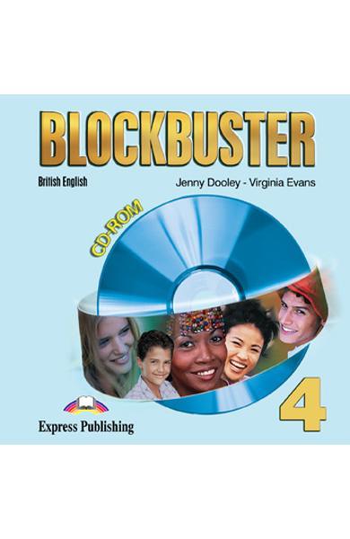 Curs limba engleză Blockbuster 4 CD-ROM