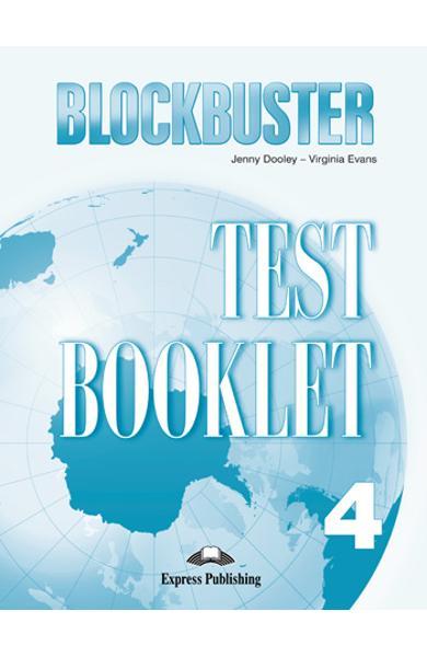 Curs limba engleză Blockbuster 4 Teste