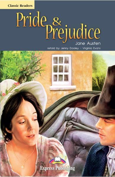 Literatura adaptata pt.copii - Pride and Prejudice 978-1-84862-945-5