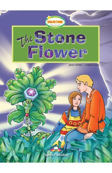 Literatura adaptata pt.copii -The Stone Flower 978-0-85777-315-9