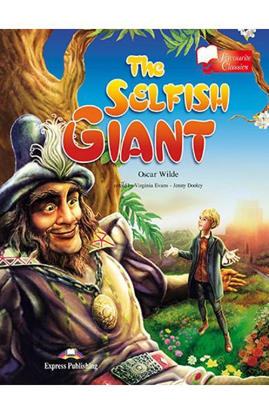 LITERATURA ADAPTATA PT. COPII THE SELFISH GIANT 978-1-84862-993-6