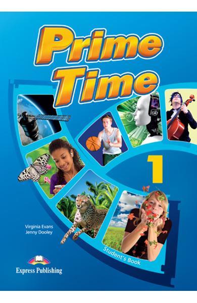 Curs limba engleză Prime Time 1 Manualul elevului