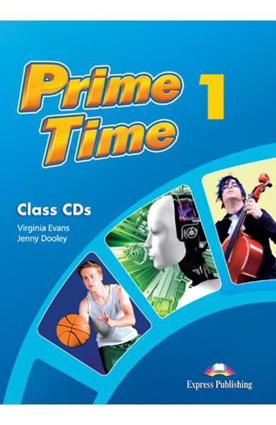 Curs limba engleză Prime Time 1 Audio CD (set 4 CD)