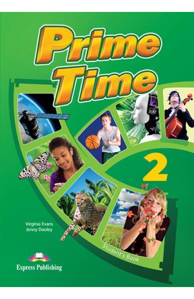 Curs limba engleză Prime Time 2 Manualul elevului