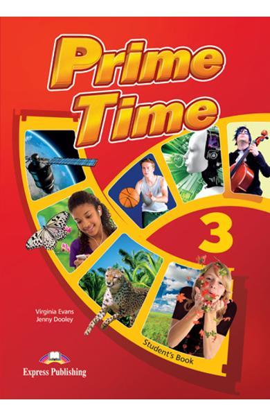 Curs limba engleză Prime Time 3 Manualul elevului