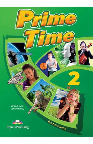 Curs limba engleză Prime Time 2 Manualul profesorului
