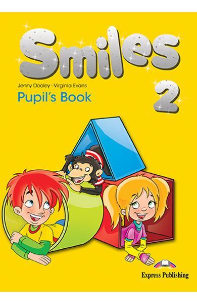 Curs Lb. Engleză Smiles 2 Manualul elevului