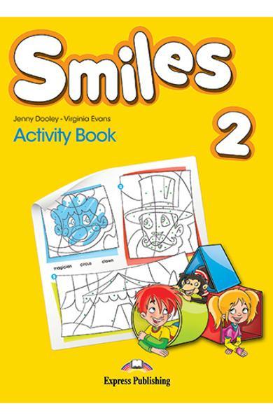 Curs Lb. Engleză Smiles 2 Caietul elevului