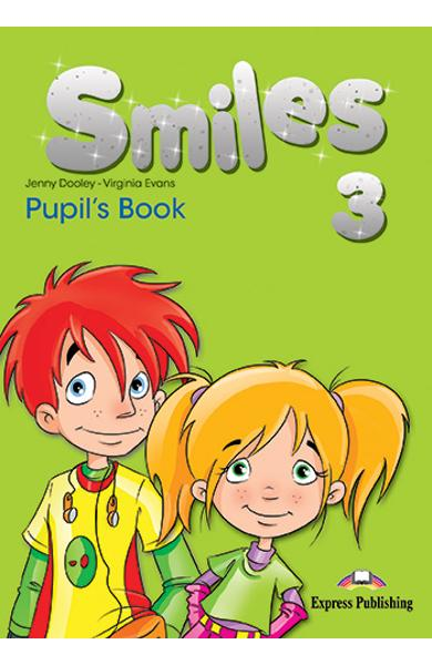 Curs Lb. Engleză Smiles 3 Manualul elevului