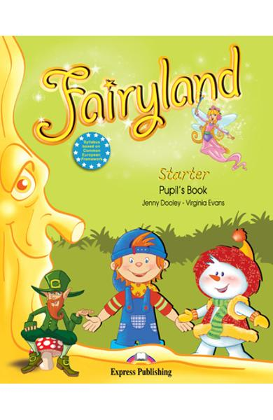 Curs limba engleza Fairyland Starter Manualul elevului
