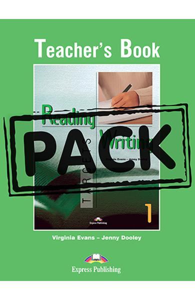 Curs limba engleza Reading and Writing Targets 1 Pachetul profesorului