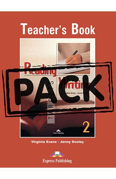 Curs limba engleza Reading and Writing Targets 2 Pachetul profesorului