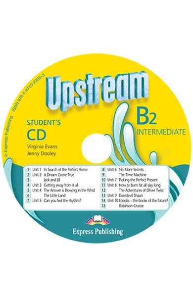 Curs limba engleza Upstream Intermediate B2 Audio CD (revizuit 2015)