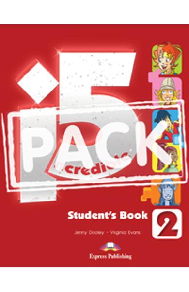 Curs Lb. Engleza Incredible 5 2 Manualul Elevului cu ieBook 978-1-4715-1899-7