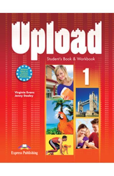 Curs limba engleza Upload 1 Pachetul Elevului ( manual + caiet)
