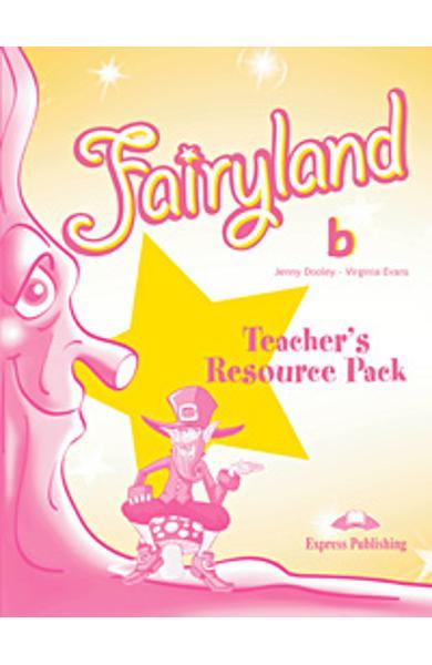 Curs limba engleza Fairyland 2 Material Aditional pentru Profesor