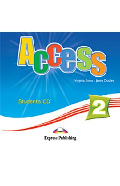 CURS LB. ENGLEZA ACCESS 2 AUDIO CD ELEV 978-1-84679-790-3