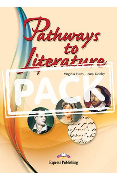 Curs limba engleza Pathways to Literature Pachetul Elevului ( Manual + Audio CD + DVD ) 978-1-4715-3514-7