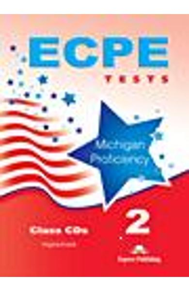 Curs Lb. Engleza ECPE 2 Tests for the Michigan Proficiency - audio CD manual (set de 4 CD-uri) 978-1-4715-0375-7