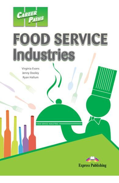Curs limba engleză Career Paths Food Service Industries - Manualul elevului cu cross-platform application