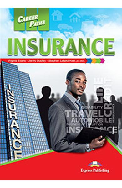 Curs limba engleză Career Paths Insurance - Pachetul elevului cu cross-platform application