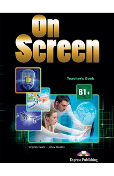 Curs limba engleza On Screen B1+ Presentation Skills Manualul elevului