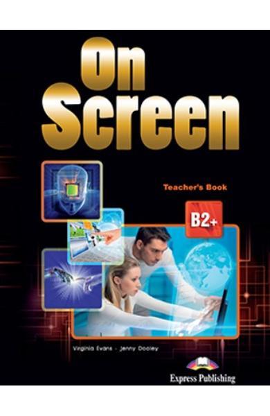 Curs limba engleza On Screen B2+ Presentation Skills Manualul elevului
