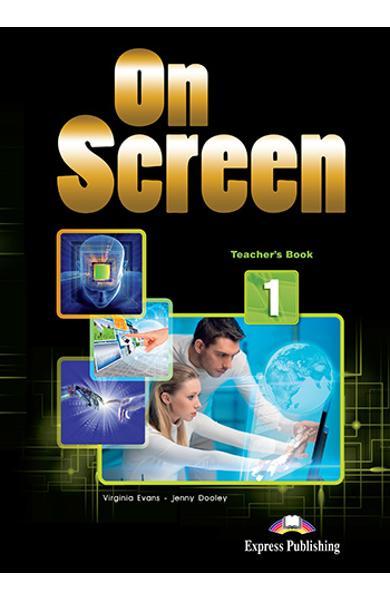Curs limba engleza On Screen 1 Manualul profesorului