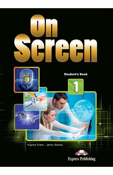 Curs limba engleza On Screen 1 Manualul elevului
