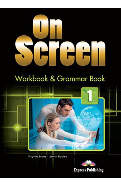 Curs limba engleza On Screen 1 Caiet si Gramatica