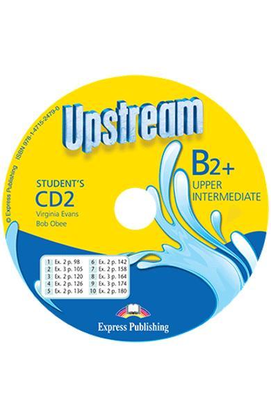 Curs limba engleza Upstream Upper Intermediate B2+ Audio CD 2 (revizuit 2015)