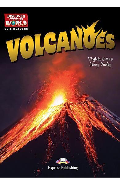 Literatura CLIL Volcanoes Pachetul profesorului (TB + cross-platform APP. + CD-ROM) 978-1-4715-3386-0