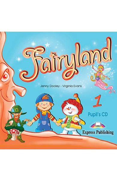 Curs limba engleza Fairyland 1 Audio CD elev