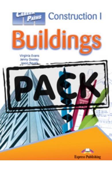 Curs limba engleza Career Paths Construction 1 Buildings - Pachetul profesorului