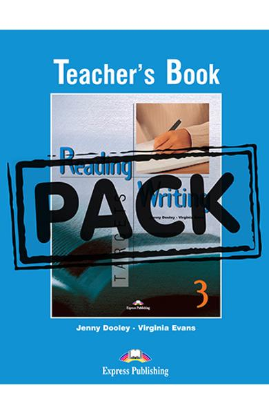 Curs limba engleza Reading and Writing Targets 3 Pachetul profesorului