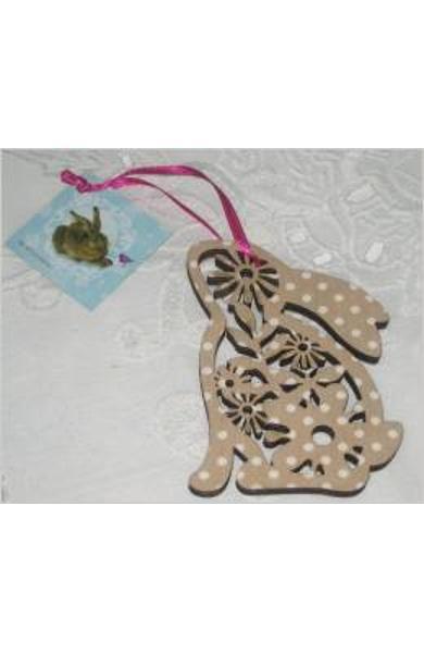 Decoratiuni din lemn - Primavara copiilor