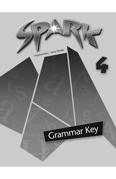 Curs limba engleza SPARK 4 Monstertrackers Cheie la gramatica 978-0-85777-403-3
