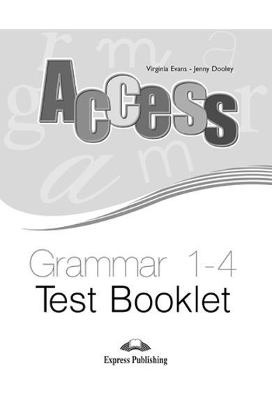 CURS LB. ENGLEZA ACCESS 1-4 TESTE LA GRAMATICA 978-1-84862-286-9