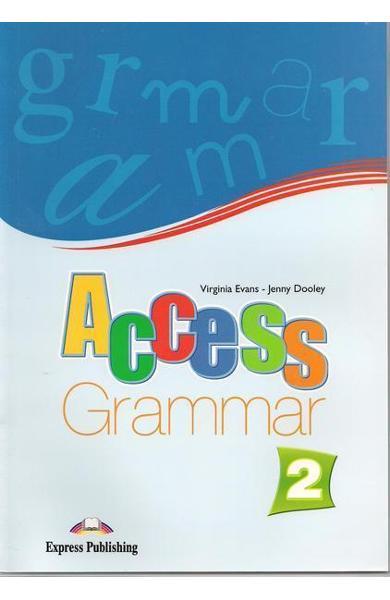 Curs limba engleză Access 2 Gramatică