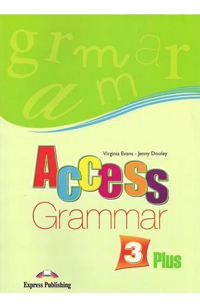 Curs limba engleză Access 3 Gramatică Plus