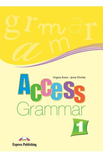 Curs limba engleză Access 1 Gramatică