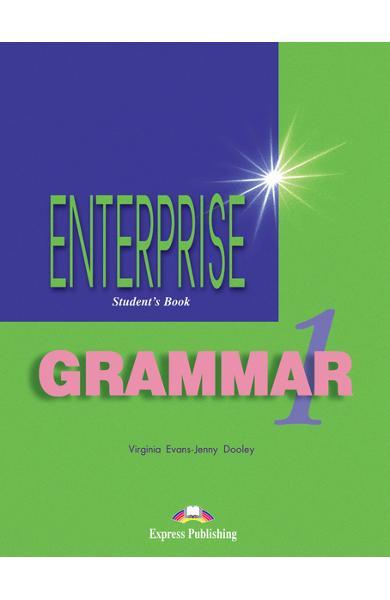 Curs de gramatica limba engleza Enterprise Grammar 1 Manualul elevului 978-1-903128-73-2