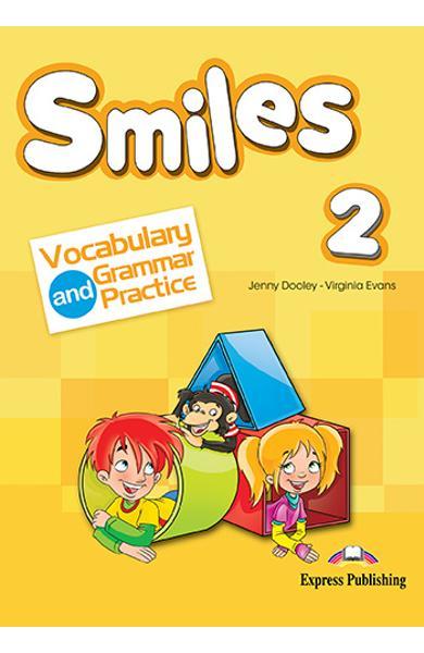 Curs limba engleza Smiles 2 Vocabular si Gramatica