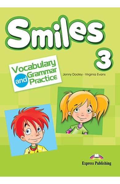 Curs limba engleza Smiles 3 Vocabular si Gramatica