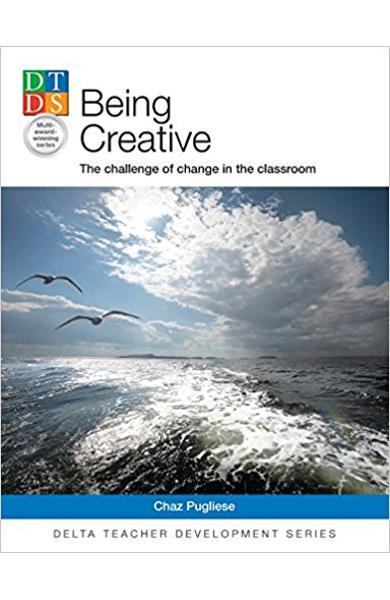 Carte de Metodica in limba engleza - Being Creative