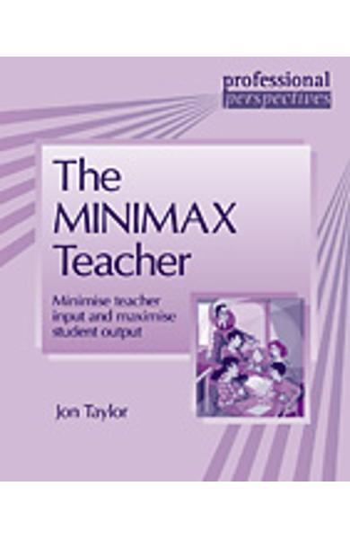 Carte de Metodica in limba engleza -The Minimax Teacher